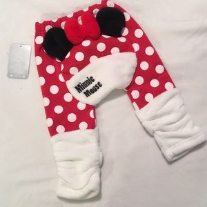Minnie Mouse Baby Girl Pant.
